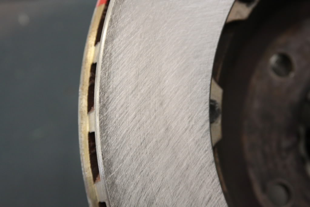 Brake Rotors - Flexible Honing