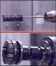 Automated Deburring and Surface Finishing