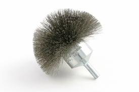 Circular Flared End Brush