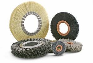 Wheel Brushes from BRM