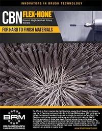 CBN Flex-Hone Tools