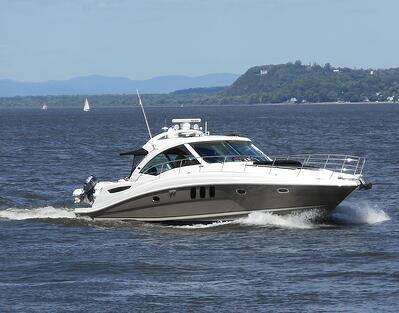 Boat Manufacturer Eliminates Manual Sanding With Nampower Technology